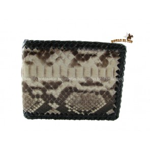CARTERA RIBETEADA ORIGINAL PITON