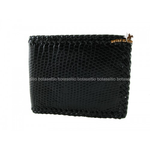 CARTERA RIBETEADA ORIGINAL LIZARD